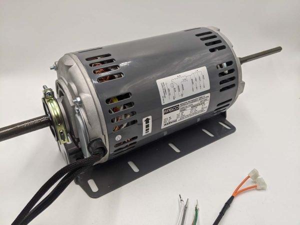 Fasco HVAC Replacement Motors Twin Shaft Fan Motors