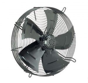 Axial Fans EC Technology