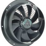Axial Fans ebm-papst Wall Mount