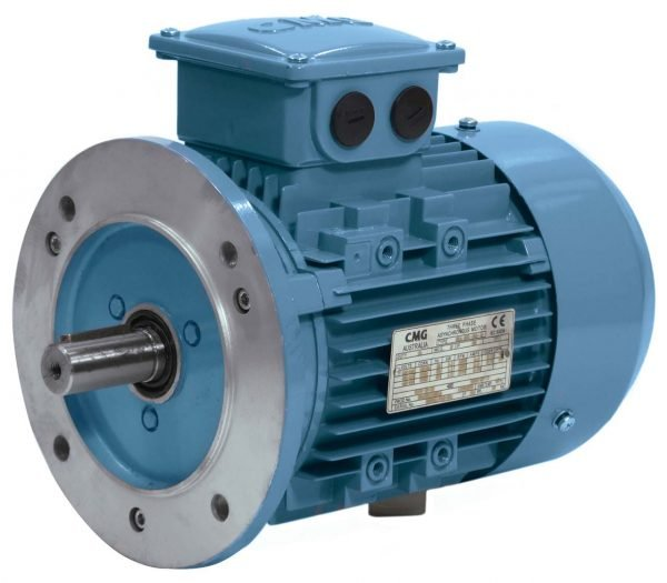 Industrial Motors Metric Aluminium Motors