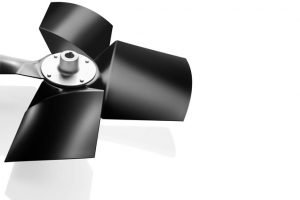 Fan Blades Multiwing 4-4D Condensor Props